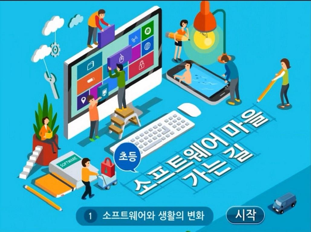 1. 소프트웨어와 생활의 변화