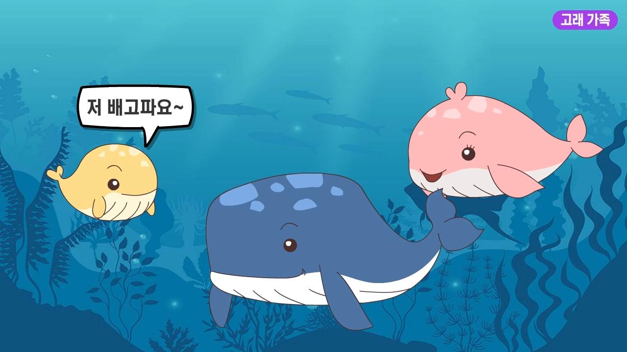 고래 가족